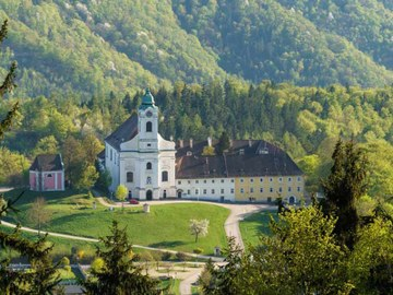 Wallfahrtskirche Maria Langegg